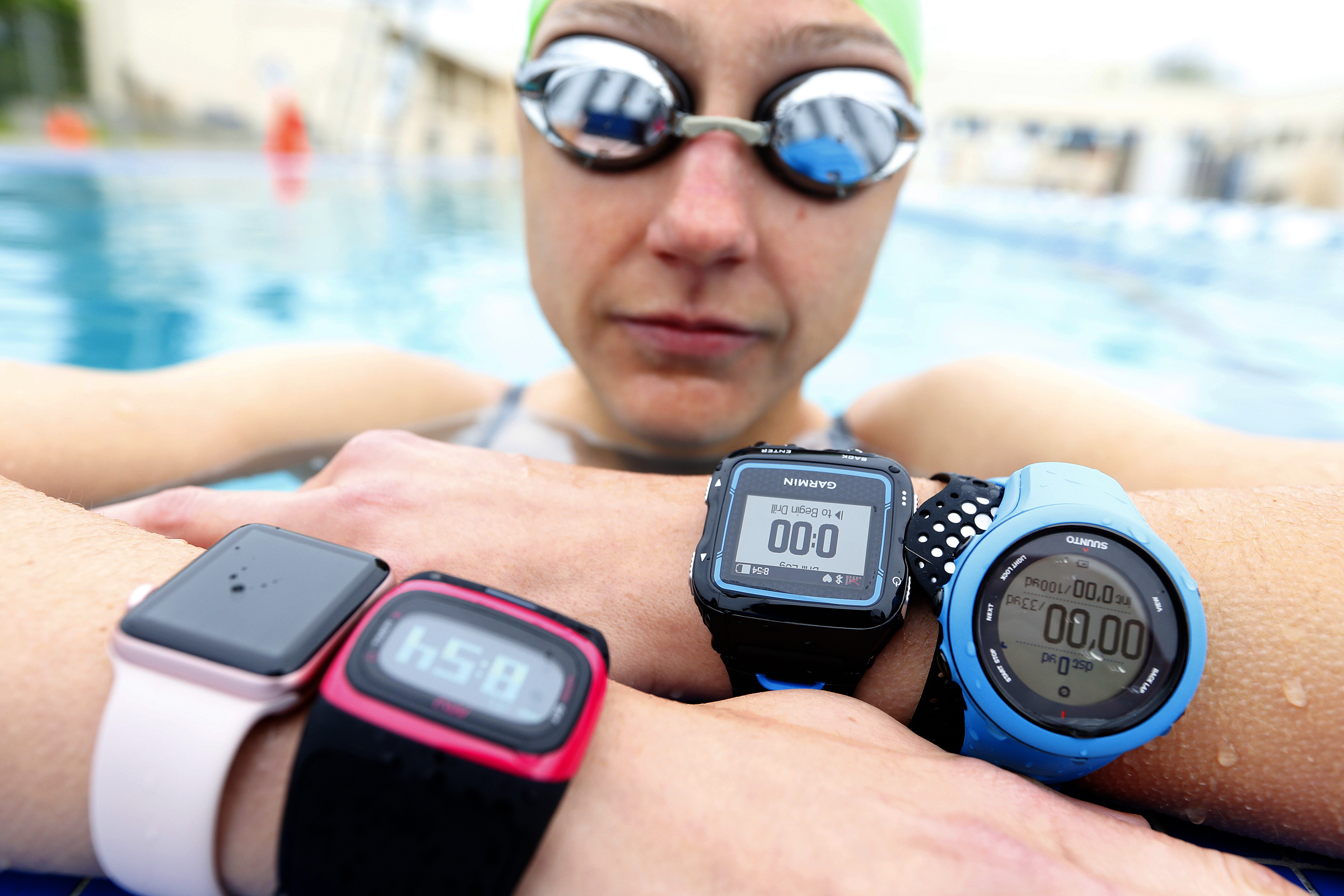 Choosing the best watch for physical fitness trackers
