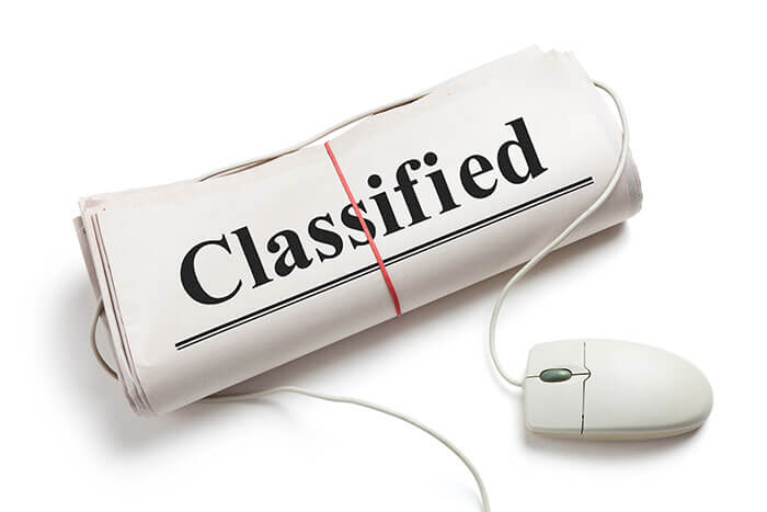 Make Use Of Online Free Classifieds In India For Searching Jobs