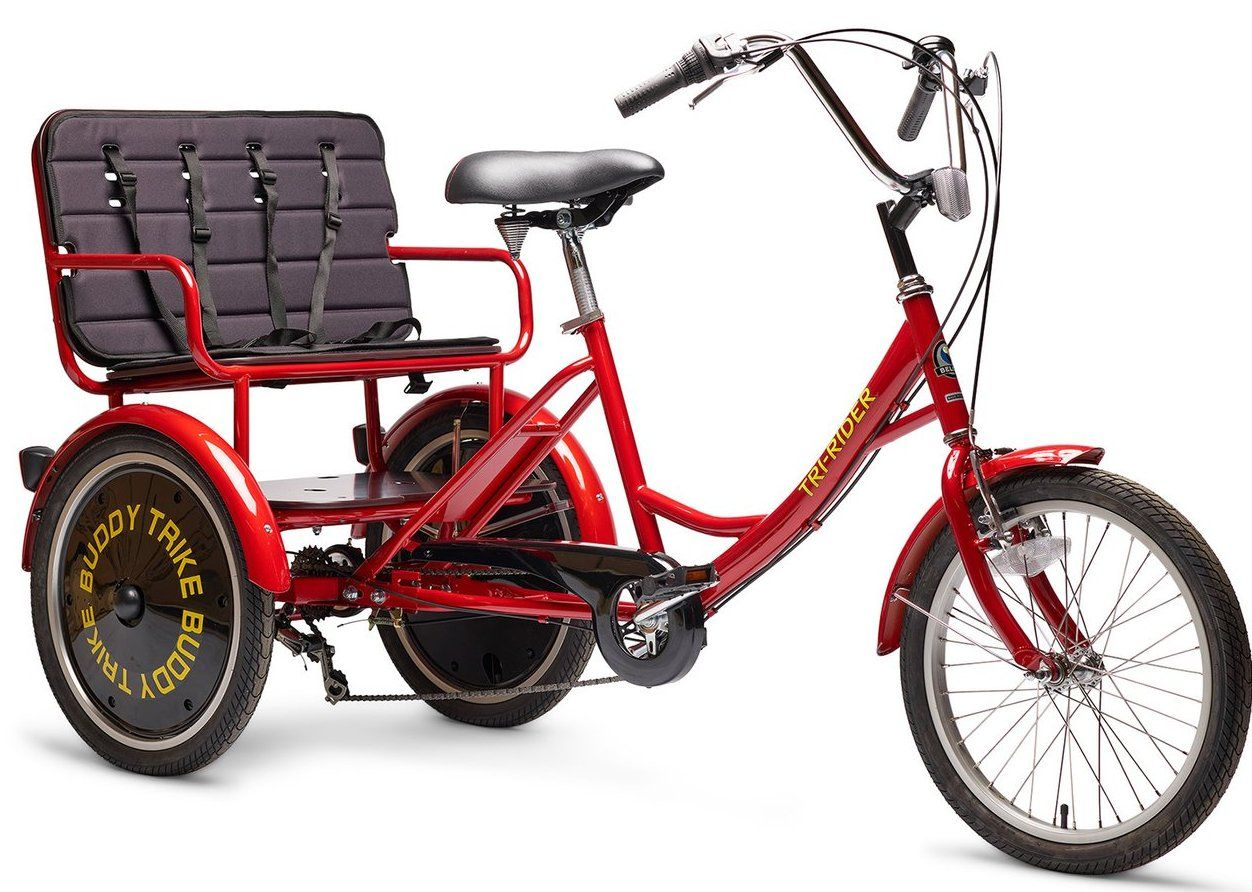 Focused on Purchasing a Tricycle?