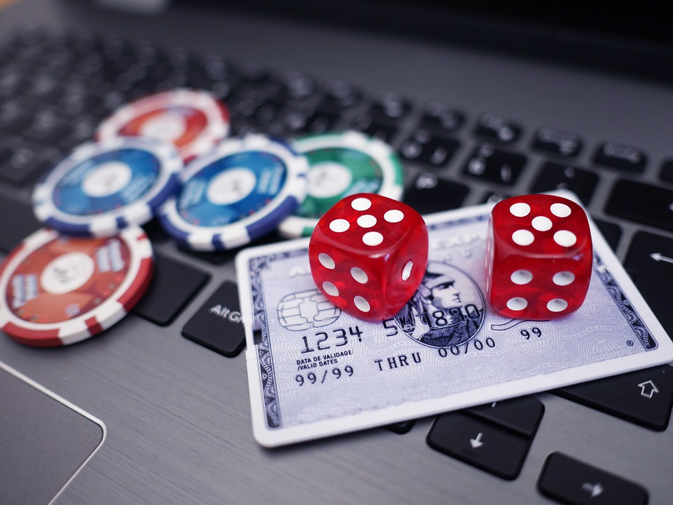 How I Improved My Online Gambling In a single Easy Lesson