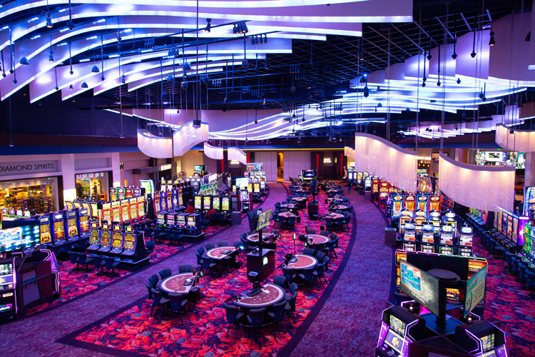 Some Individuals Excel At Casino And a few Don't