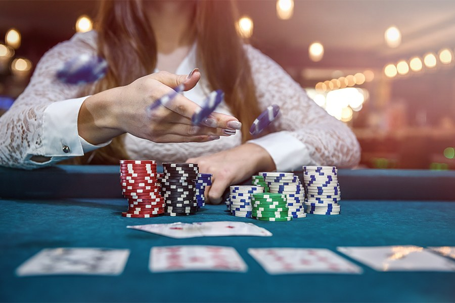 The Largest Disadvantage Of Using Gambling