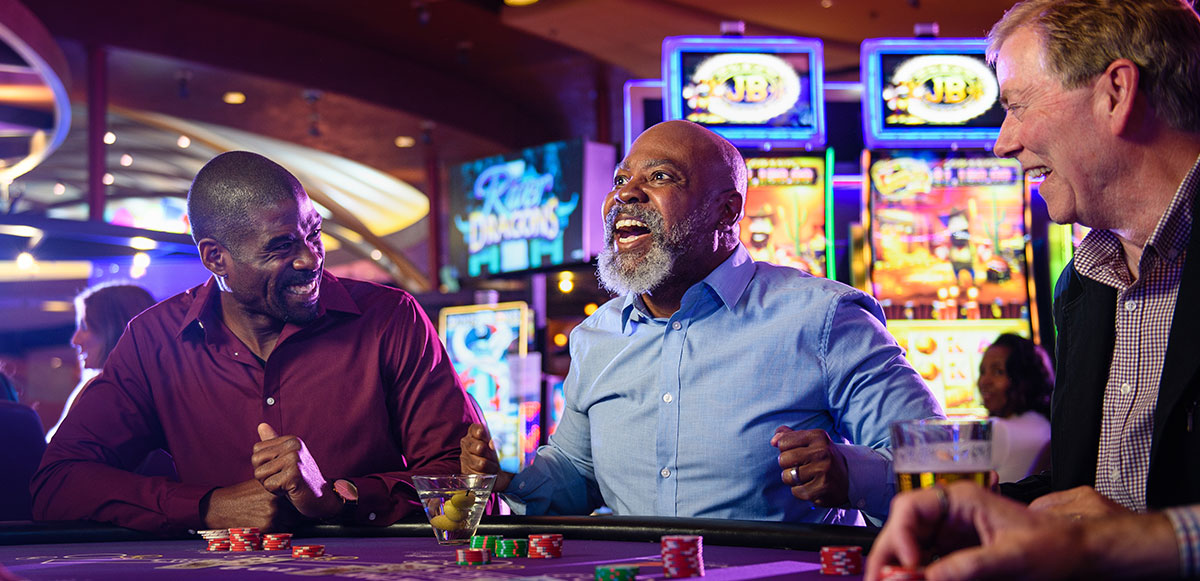 Learn These Ten Tips About Casino To Double Your Corporation