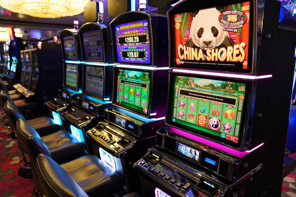 Four Details Everybody Should Find out about Casino
