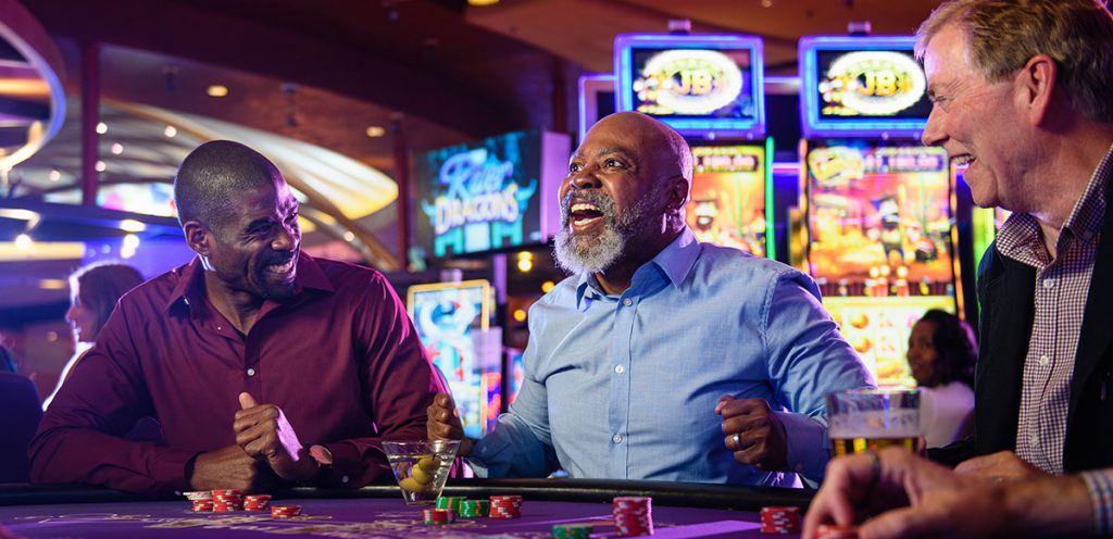 Now You should buy An App That is Made For casinos.